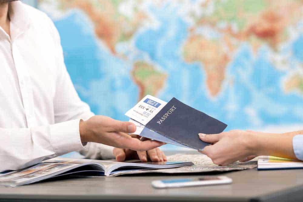 Agencias de viajes convencionales
