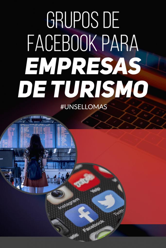 Grupos de Facebook para empresas de turismo