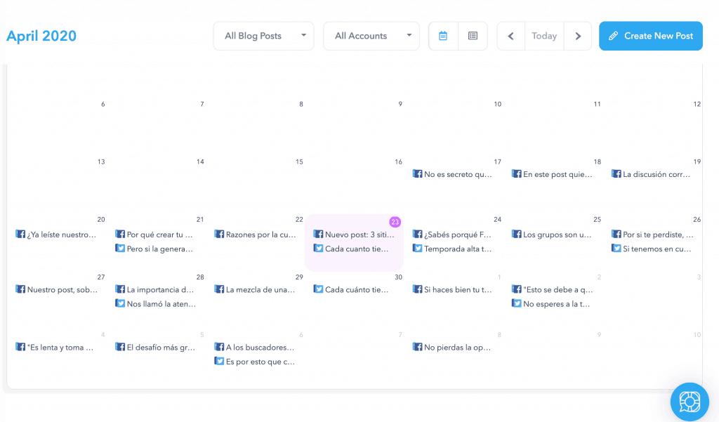 cómo ahorrar tiempo administrando tu página de Facebook